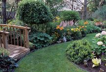 Garden & Landscaping Ideas / by Pamela Bibbee