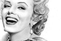 Monroe ART ❤️
