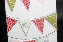 Stampin' Up! - Pennant Punch