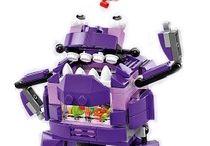 lego mixels:D
