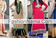 Pakistani lace plazo desiner wear