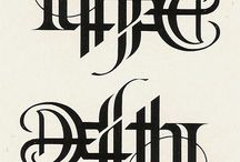 diseños tipograficos