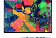 En el aula - Kandinsky