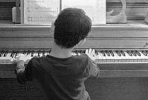 Piano and Music / by Brenda Carter
