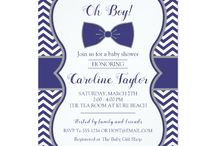 Little Man Bow Tie Baby Shower, Navy Blue and Gray / Little Man bow tie baby shower theme. DIY, planning, decor, fun food and more!