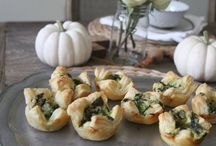Appetizers / by Amy Myers