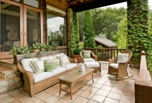 Patio's & Furniture / by Vivica Shade