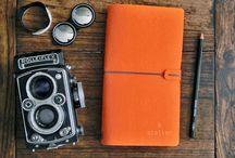 PLANNERS // Traveler's Notebook