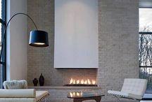 Lounge wall