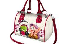 Outlet borse Disney in ecopelle. / Tante borse dei personaggi Disney al prezzo migliore!