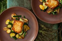 Halibut - Recipes