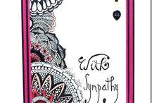 Art: My Mandalas/Zendalas / Hand drawn mandalas by me