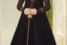 16th century Denmark clothing
