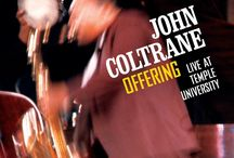 John Coltrane / John Coltrane - Offering: Live At Temple University / by Resonance Records