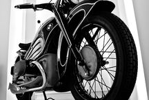 Cars and motorcycles / by Suzie Hale