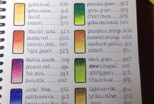 Prismacolor Combinations