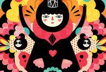 Illustrators around the world