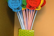 Classroom Birthdays / by Sister Teachers