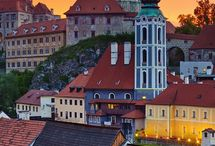 Cesky Krumlov / Pictures from the beautiful city in the Czech Republic.