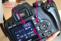Camera Settings / by Melodie Bowman Crawford
