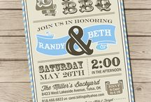 Fun coed baby shower ideas & games / by lizz Troyer