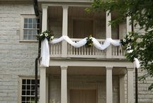 Historic Rock Castle / A Historic home located on Old Hickory Lake.With a romantic history. A favorite Wedding site.