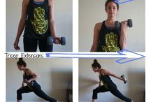 arm tonic exercises