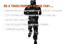 I am a Tough Mudder