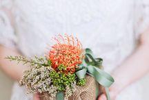 confezionamento con fiori