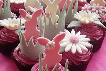 Easter cupcakes - inspirations