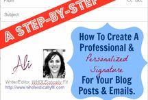 Tipps für den Blog