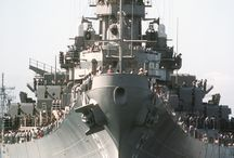 War ships / Boats