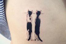 Tattoo - Cat