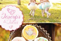 Tutu Party Ideas