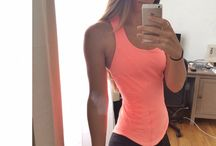 Outfits 2 Workout N / by Teri Steele