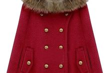 Style - Outerwear / Jackets, coats, vests, and all sorts of outerwear here...