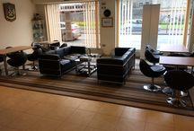 Warnborough HQ Reception