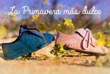 Primavera-Verano 2016 / ¡Ya está aquí el veranito! más dulce con calzado Chuches.