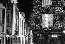 Dublin Black and White photography / Dublin B&W Photographs