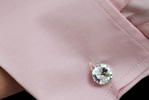 Cuff links scarves pocket squares outfits