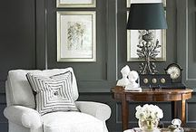 LIVING ROOMS / Lovely living rooms