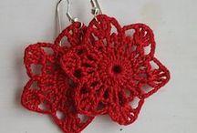 Crochet - brincos