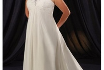 +size wedding dress