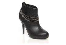 unze evening ankle boot