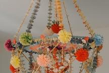 Mobile chandelier