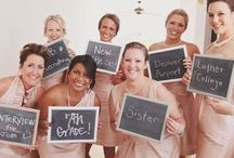 Friends Weddings/Bachelorette Parties / by Carrie Carpenter