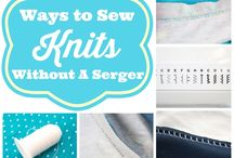 Sewing Knits
