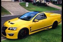I WANT A UTE! Damnit