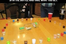 Drinking games! / by Nickii Juarez