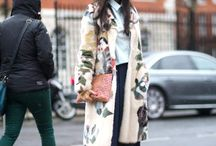 COCO Chic Street Style - London